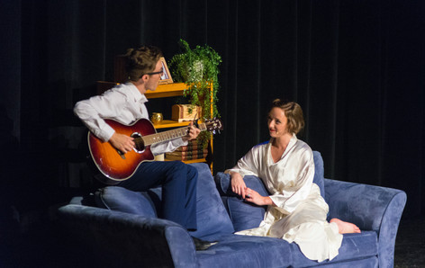 Alison performing as Maria Elena Santiago Holly in the KV Players Production of The Buddy Holly Story (2017)