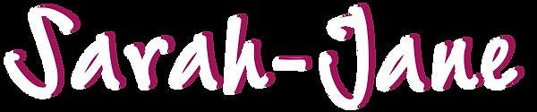 Logo Sarah-Jane