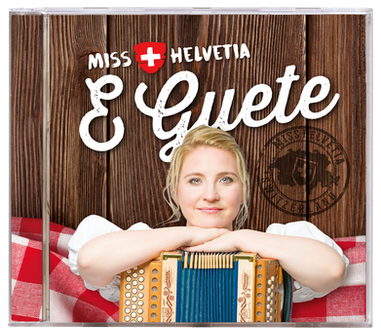 CD Artwork Miss Helvetia