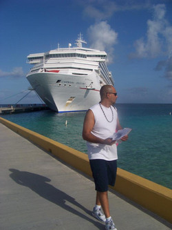 kevin with boat 2012