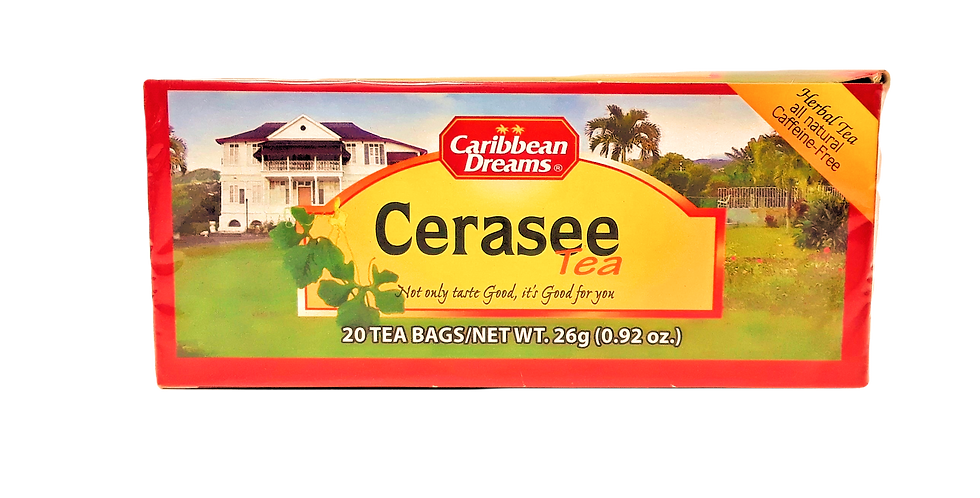 Caribbean Cerasee Tea