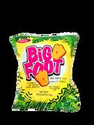 big foot snack