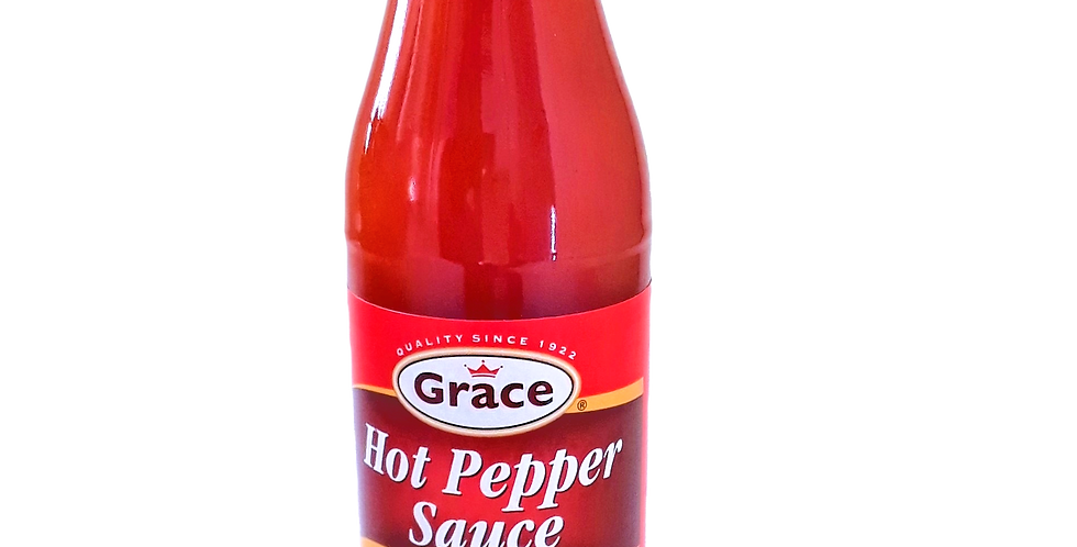 grace hot pepper sauce