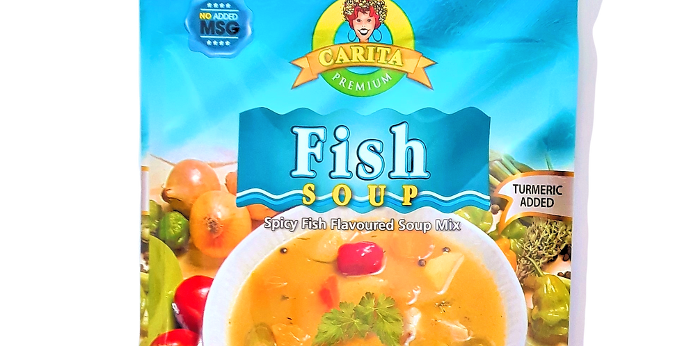 jamaican fish tea