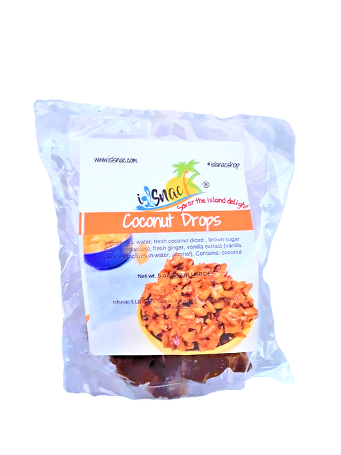 Jamaican coconut drops