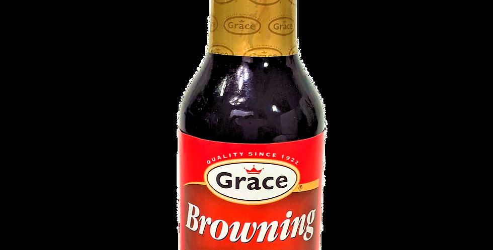 grace browning sauce