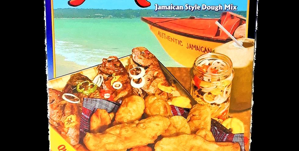 Jamaican festival food