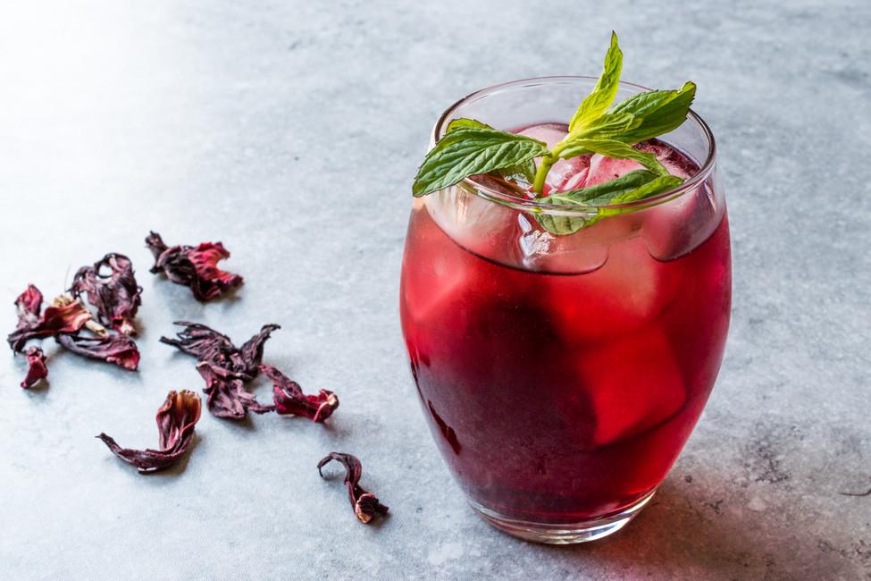 hibiscus sorrel drink