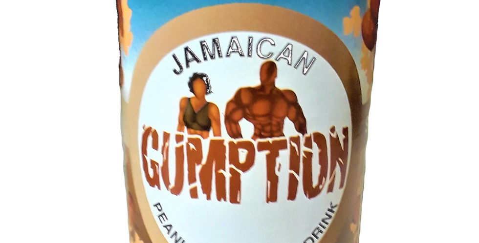gumption peanut drink