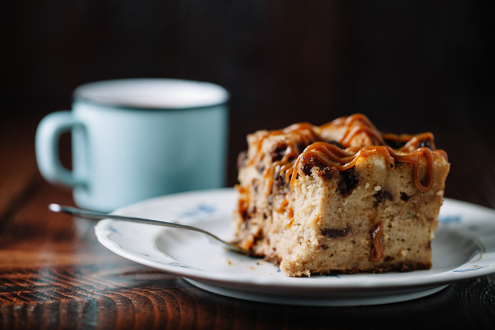 bread pudding that is not soggy