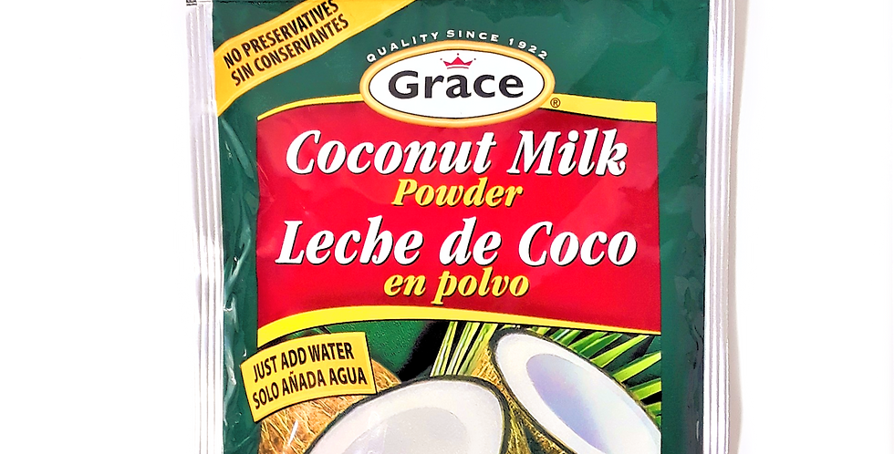 powder coconut milk