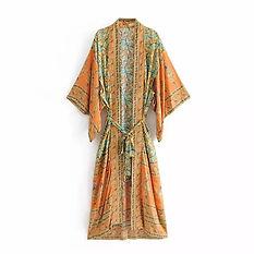 kimono-robe