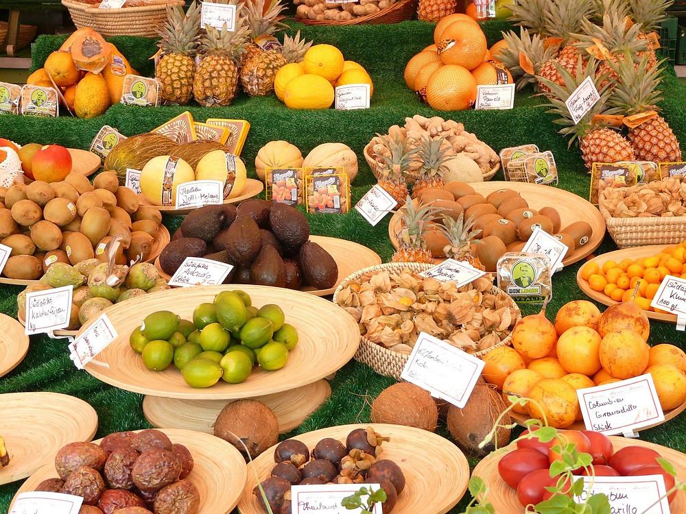 Suffolk Virginia farmers market