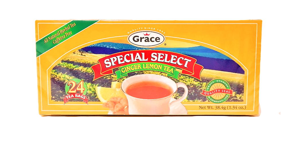 grace ginger tea
