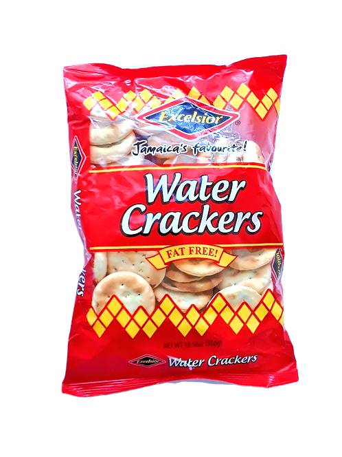 excelsior water crackers