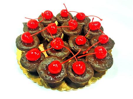 Mini Rum Cupcakes