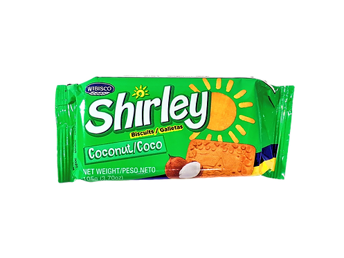 Shirley Coconut Biscuit