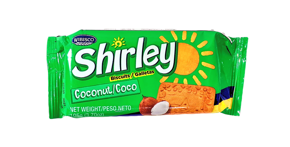 coconut shirley biscuits