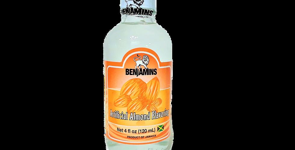 benjamins almond extract