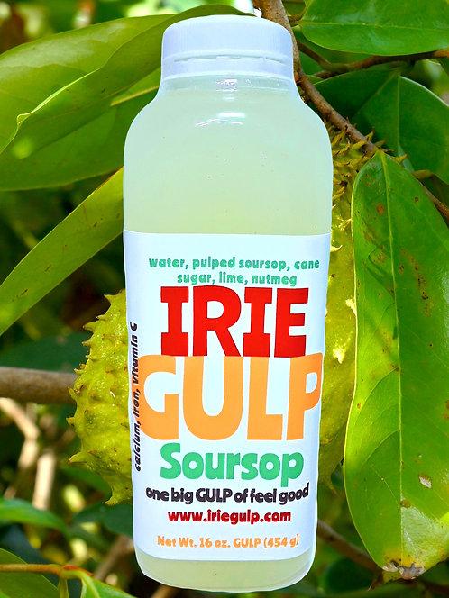 soursop juice drink