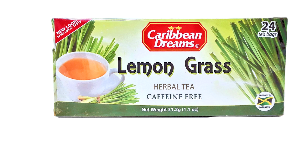 lemongrass tea benefits