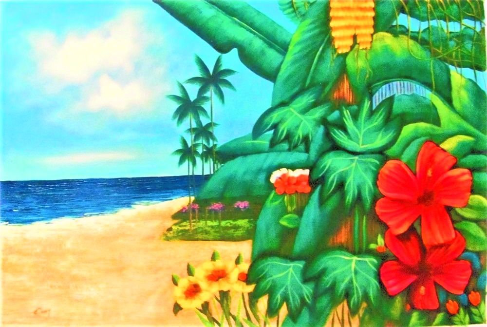 beach gift shop