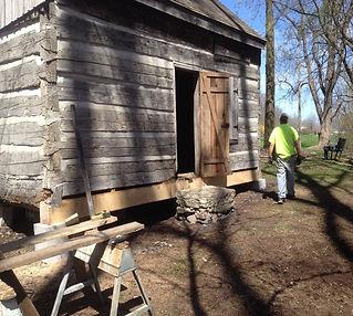 Cabin under construction.jpg