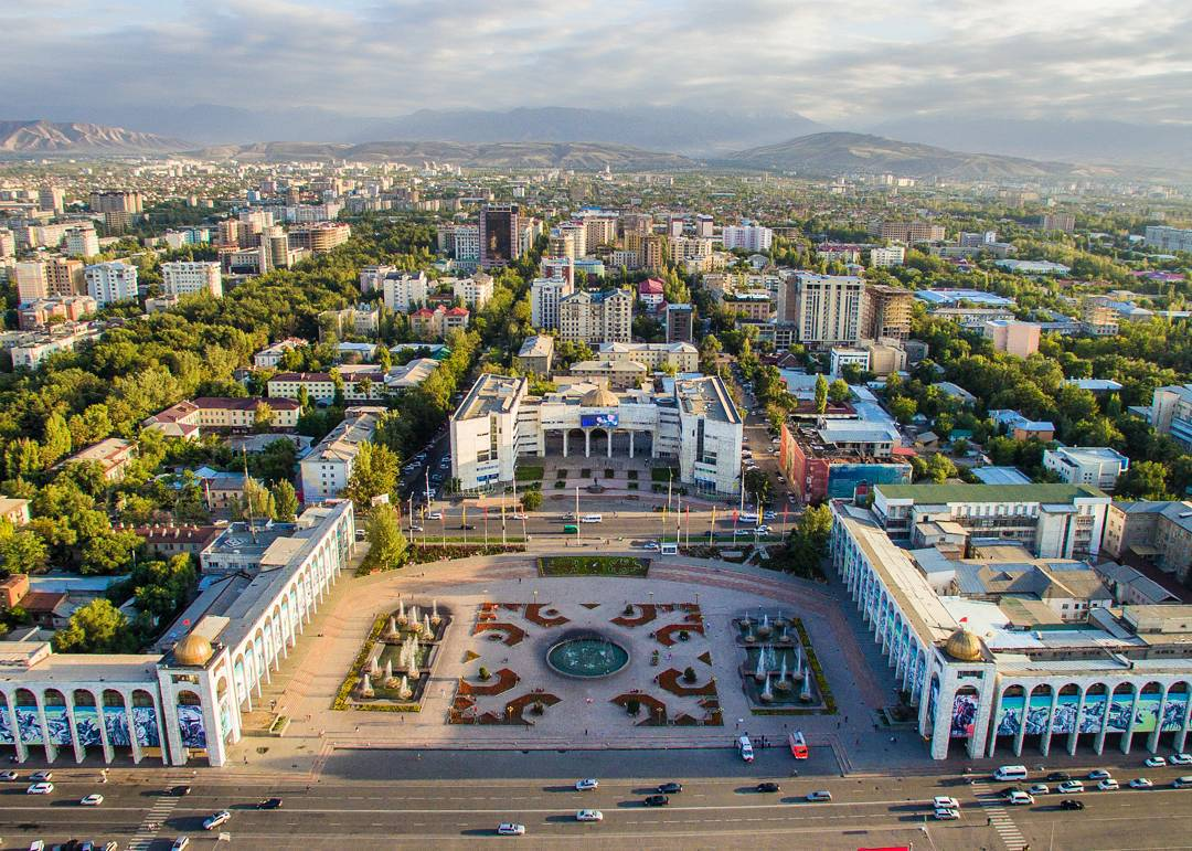 Bishkek Main Square