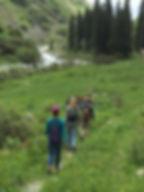 ala-archa national park guiding