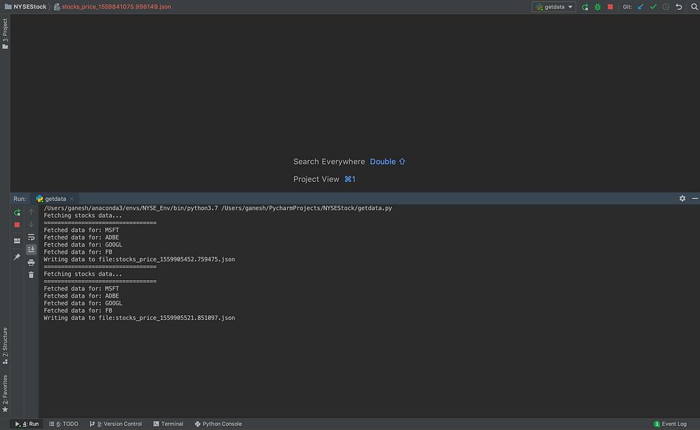 Data Engineering using TroonDx platform