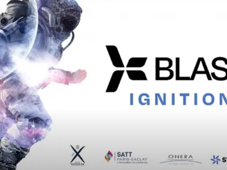 We are joining the BLAST program !