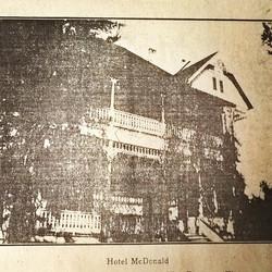 Hotel McDonald