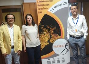 Yıldız Teknik Üniversitesi (YAEM) 37. Ulusal Kongresi'nde Karar Verme Süreçlerinde Simülasyon Eğitim