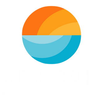 Sunset Beach Volleyball Camps Logo