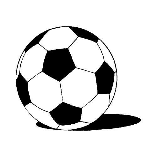 Fodbold-med-skygge