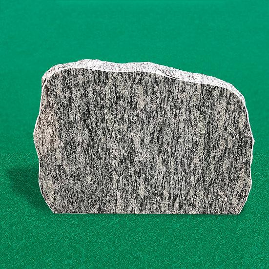 OLIVENGRØN gravsten poleret