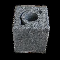 MULTICOLOR GRØN granit