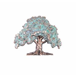 Bronze egetræ nr. 2287
