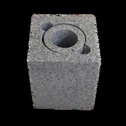 GRÅ BOHUS granit