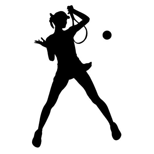 Tenniskvinde-2