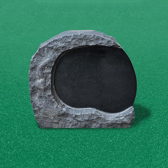 Sort grottesten kan bruges som en smuk og anderledes gravsten