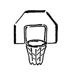 Basketkurv