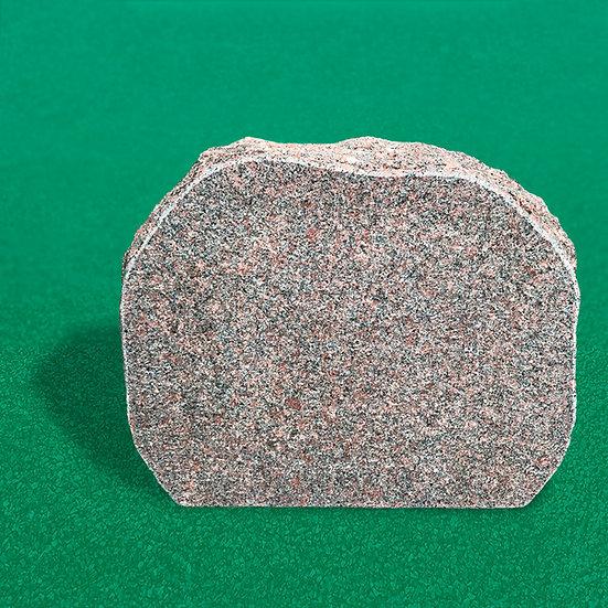 Gravsten i udgaven Bohus og rødlig sten
