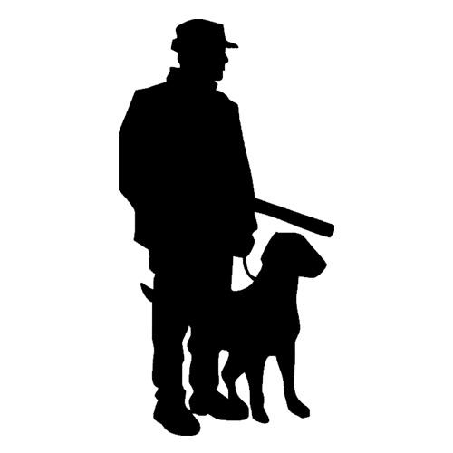 Jæger-med-hund-2