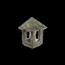 Bronze lanterne - Irgrøn