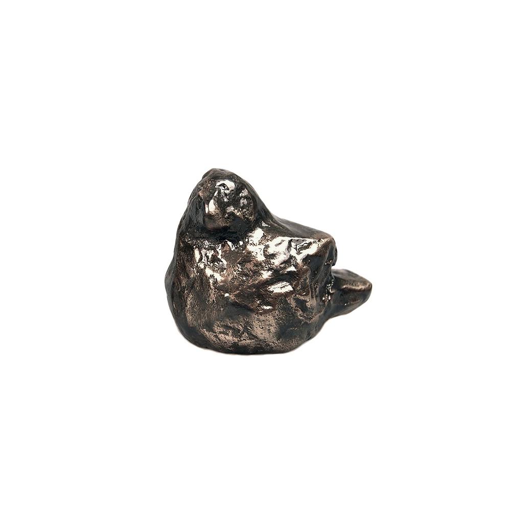 Bronze kunstfugl nr. 854