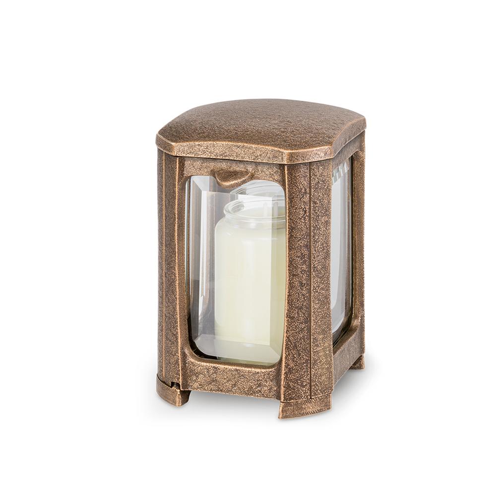 Bronze lanterne - Patina 'Brown'