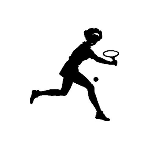Tenniskvinde-1