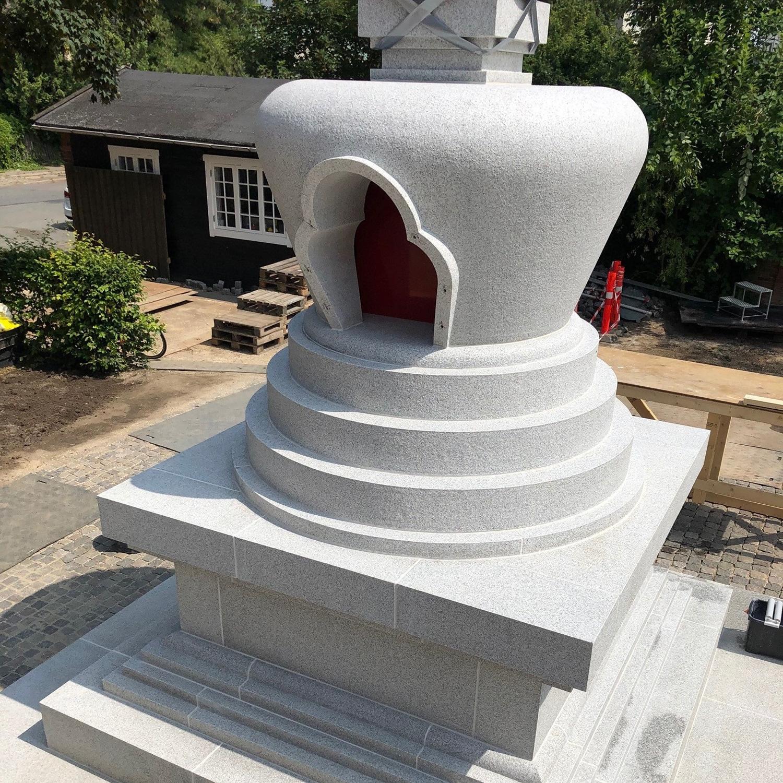 Stupa – Kbh. Buddhistiske Center