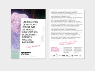 2020 — Flyer de communication pour DDA-RA